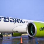 AirBaltic приостановила полеты CS300