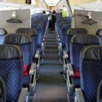 American Airlines сократила разворотное время за счет установки кожаных кресел