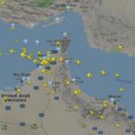 Авиакомпании приостанавливают полеты над Ираном
