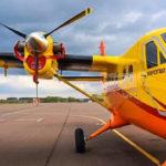 """Авиакомпания """"АэроГео"""" вывела из парка канадские самолеты Twin Otter"""