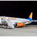 """Авиакомпания """"Азимут"""" получила первый в этом году самолет Superjet 100"""
