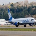 """Авиакомпания """"Белавиа"""" получила первый Boeing 737MAX-8"""