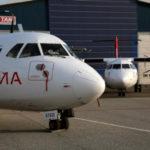"""Авиакомпания """"КрасАвиа"""" получила два первых самолета ATR 72"""