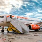 """""""Азимут"""" расширит маршрутную сеть рейсами в дальнее зарубежье"""