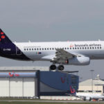 Brussels Airlines отправила SSJ 100 на укороченную полосу