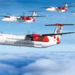 De Havilland приостанавливает производство турбовинтовых самолетов Dash 8