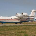Для МЧС подготовили пятый самолет-амфибию Бе-200ЧС