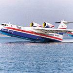 EADS поддержит Бе-200