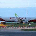 ФОТО: Для авиакомпании Red Wings готовят первый Airbus A321