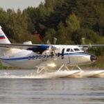 ФОТО: Самолет L-410UVP-E20 на поплавках приступил к испытаниям