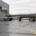 "ФОТО: Ту-134 авиакомпании ""Космос"" на JetExpo"