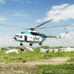 """Готовы пять вертолетов Ми-8АМТ для авиакомпании """"СКОЛ"""""""