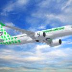 GTLK Europe сдаст в аренду три Airbus A220 авиакомпанииGreen Africa Airways