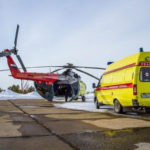 """Компания """"ЮТэйр — Вертолетные услуги"""" сертифицирована на оказание медпомощи"""