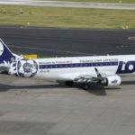 LOT Polish Airlines улучшила сервисную поддержку флота Embraer
