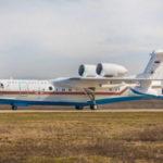 МЧС получило четвертый самолет-амфибию Бе-200ЧС