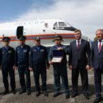 МЧС России на Гидроавиасалоне получило пятый Бе-200
