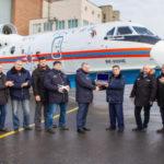 МЧС России получило последний Бе-200