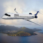 Mitsubishi может купить программу Bombardier CRJ