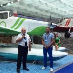 На Гидроавиасалоне состоялась премьера Т-500А на поплавковом шасси