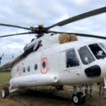 """""""Полярные авиалинии"""" приняли третий медицинский вертолет Ми-8МТВ-1"""