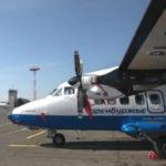 """Росавиация хочет закрыть авиакомпанию """"Оренбуржье"""""""