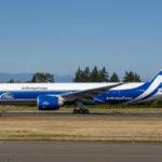 Российская AirBridgeCargo получила первый Boeing 777-200F