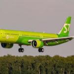 S7 Airlines получит четыре A321neo в 2018 году