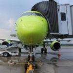 S7 Airlines ввела в эксплуатацию еще три новых самолета Airbus A320neo