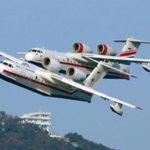 Самолеты-амфибии Бе-200: совместить несовместимое оптимальным образом