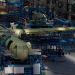 В Таганроге собран первый самолет Бе-200