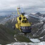 Вертолеты Ми-171А2 испытают в условиях низких температур