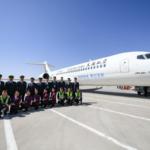 Во Внутреннюю Монголию поставили четвертый китайский самолет ARJ21-700