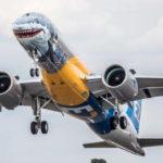 """ВТБ Лизинг"" поставит Somon Air самолеты Embraer E190-E2"
