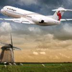 За год мировой парк Fokker уменьшился на 100 самолетов